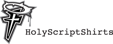 Holy Script Shirts Coupons